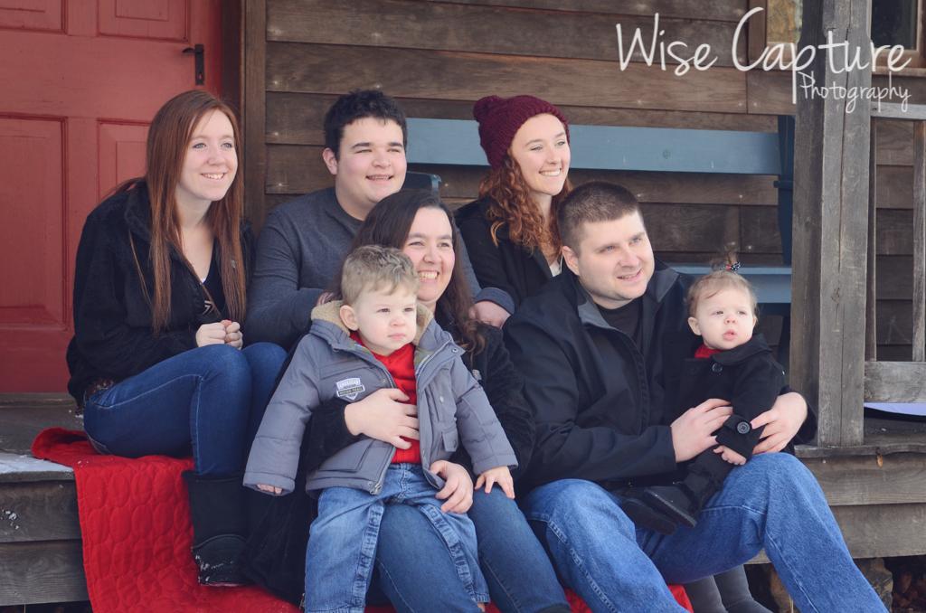 Amy Faverty & Family