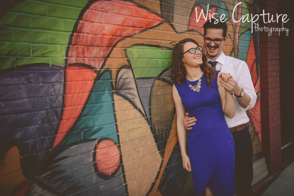 Kevin & Brittany's Engagement Session