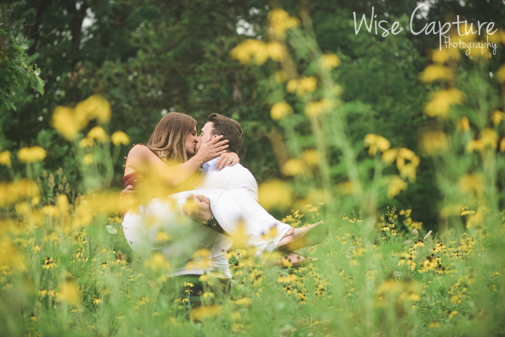 Kelli & Brock's Engagement Session