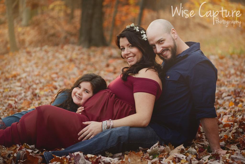 Jeremy, Angel & Emme (Maternity)