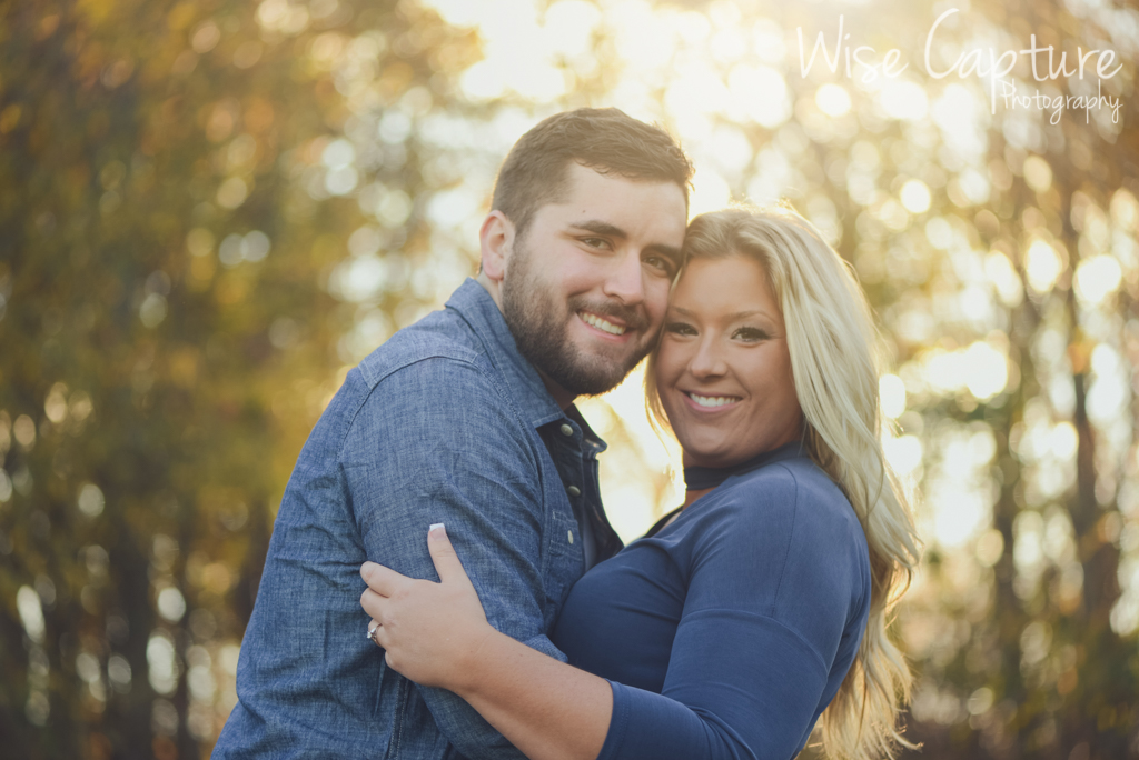 Sarah & Nick's Engagement Session