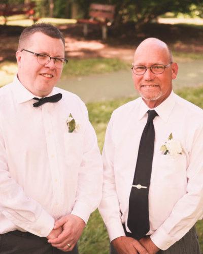 CJ & Scott Montgomery Wedding
