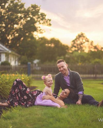 Caughman Family/Maternity