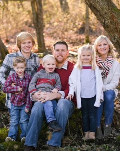 Ragon Family – Christmas Pictures