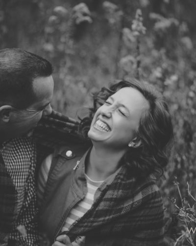 Christy & Darrell – Engagement