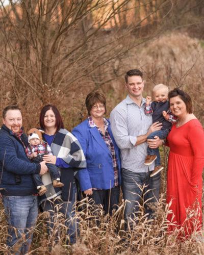 Pavlich Family